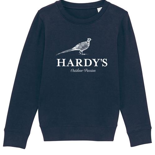 Mini Hardy Navy blue