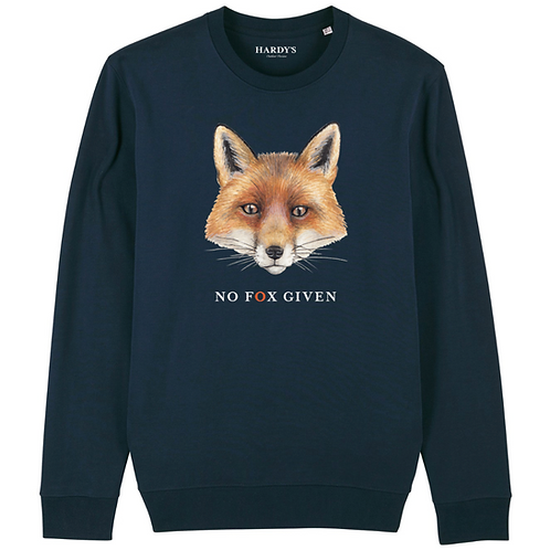 Sweater No fox given