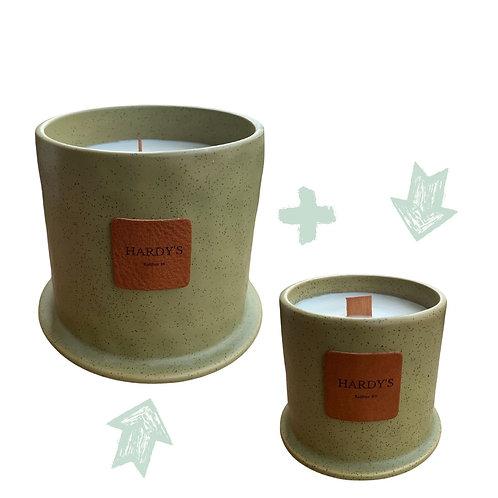 Mothersday cartridge candle set