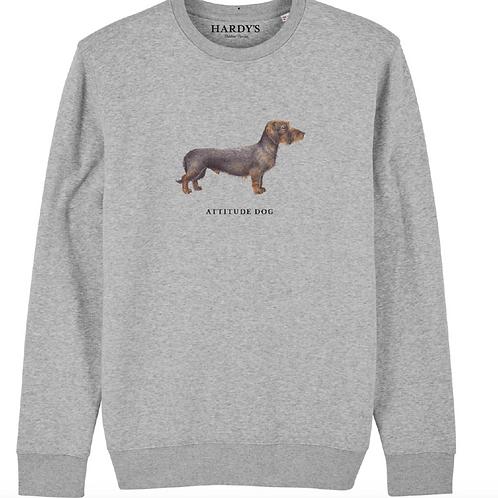 Mini sweater Attitude dog