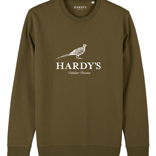 Sweater Hardy's Classic Khaki