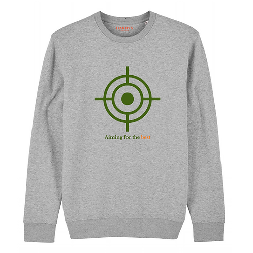 Sweater Aiming for the best