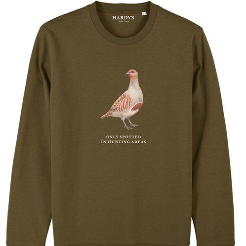 Sweater Patrijs