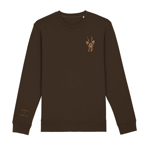 HARDY'S x SVD: Sweater roebuck