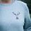 Thumbnail: Combo sweater deer & T-shirt duck