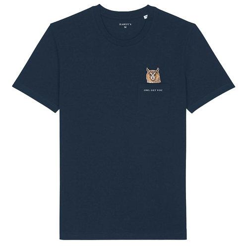 T-shirt Owl get you