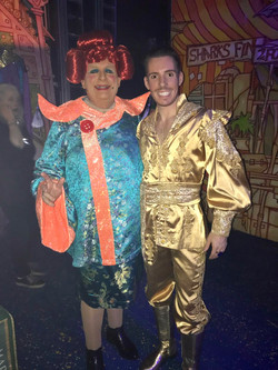 Ryan and Biggins Share the Stage