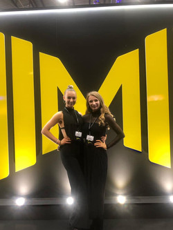 Alex Waddacor and Libby Shepherd go to Masters