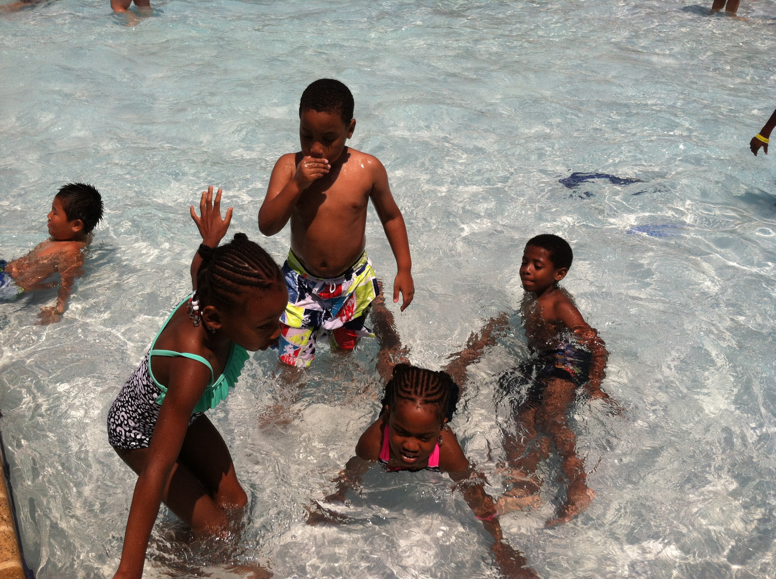 Great Waves Water Park 2014