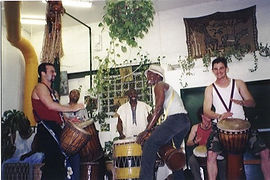Ido Ziv Djembe Boston