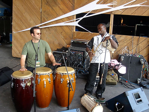 Ido Ziv Telluride Jazz Festival