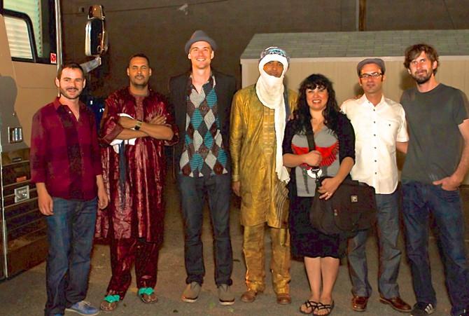 Tinariwen @ The L2 Arts and Cultural Center