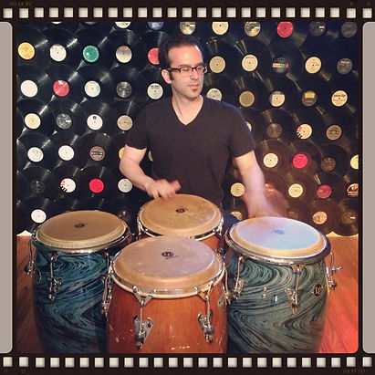 Ido Ziv Latin Jazz