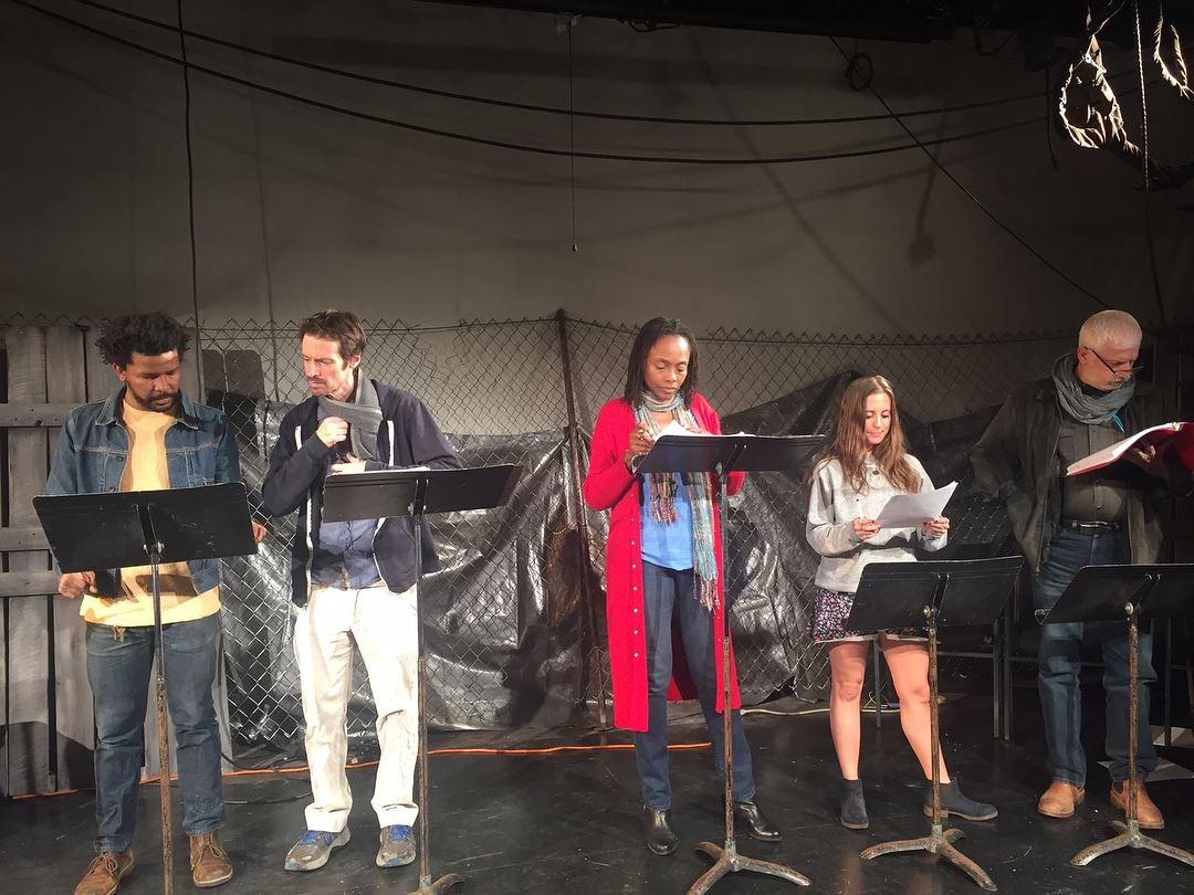 Moderates Reading @ Theatre of Note, DEC14TH 2017