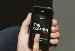 Coke Zero / The Cleaner