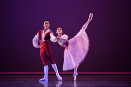 Arts Balet Theatre Janis Liu & Taiyu He