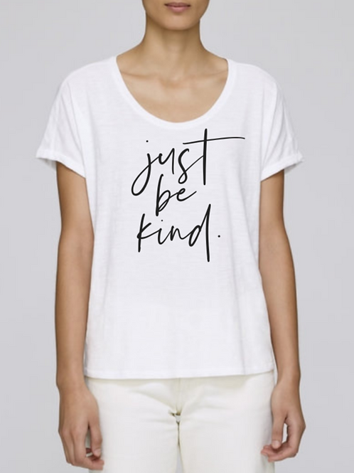 Just Be Kind Tee (@thekmartlover x @smallprintdesign)