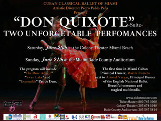 FLYER DON QUIXOTE