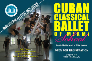 Cuban Classical Ballet of Miami School