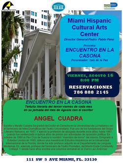 Encuentro Agosto 2013