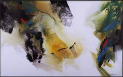 Pedro Avila serie Paisaje sublime 2015 a