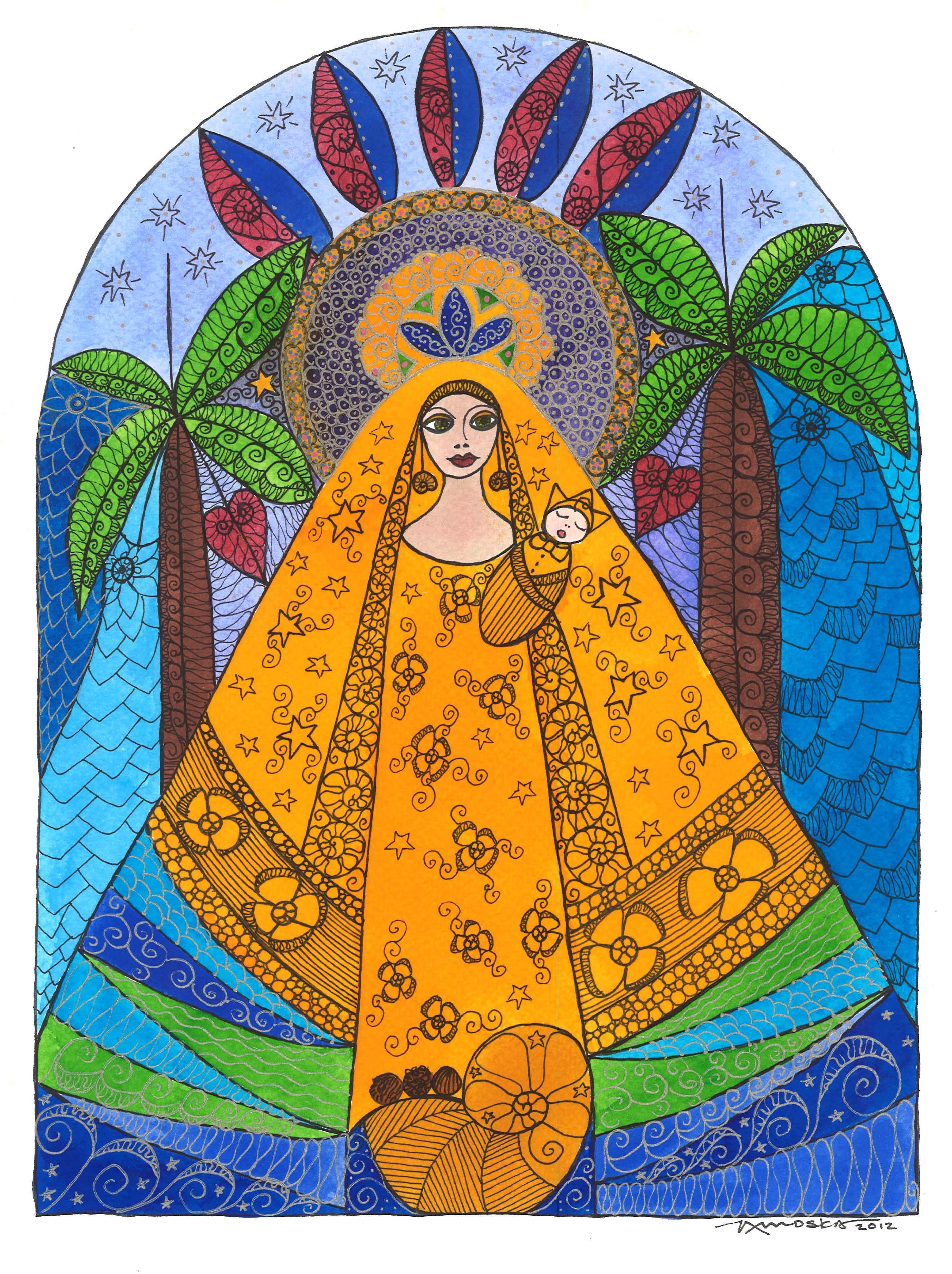 P-97 Virgen de la Caridad