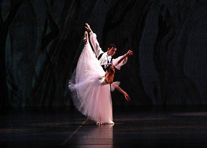 CCBM Les Sylphides Arianne Artin & Oscar