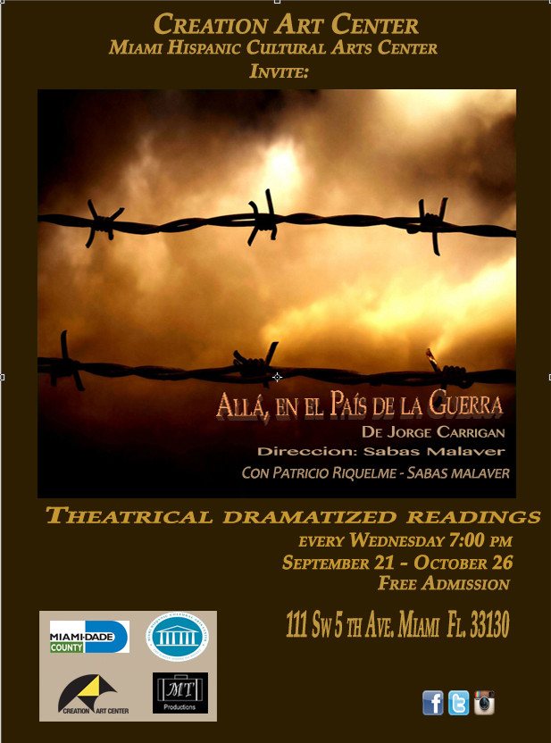 Teatrical Dramatized Readings