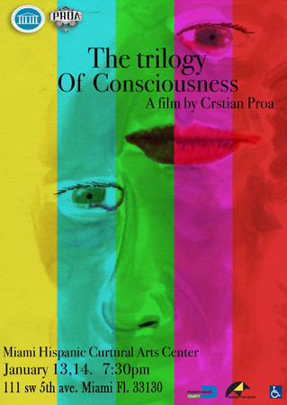 "Exclusive Premier ""Trilogy of Consciousness"""