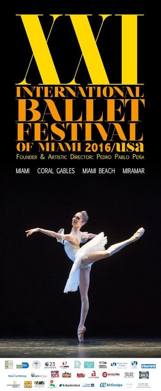 XXI International Ballet Festival of Miami / USA 2016