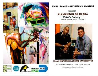 ARTS EXIBITS June 6th - July 4th