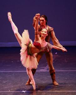 Grand Rapids Ballet, Yuka Oba, Kyohei Yo