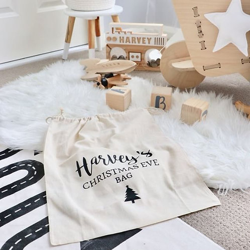 Personalised Christmas Bag