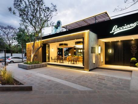 商業空間設計&3D代繪-國外精選盧西亞諾-冰淇淋旗艦店案例
