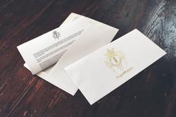 ilogo品牌信封信紙設計