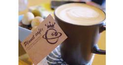 公館咖啡廳CAFE SHOP品牌+招牌+商業名片設計