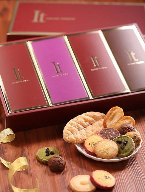ilogo99囍餅乾禮盒設計