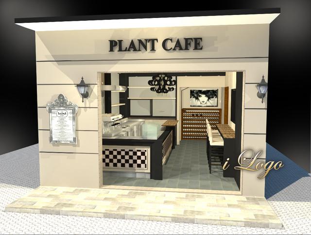 公館咖啡廳品牌+招牌+商業空間設計