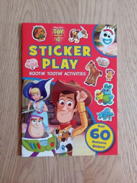 Toy Story 4 Sticker Play