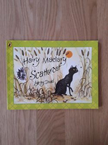 Hairy Maclary's Scattercat