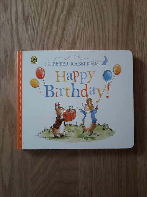 A Peter Rabbit Tale: Happy Birthday!