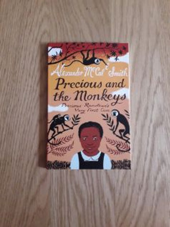 Precious and the Monkeys: Precious Ramotswe's Very First Case