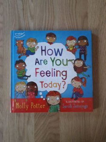 How Are You Feeling Today + Activity Book
