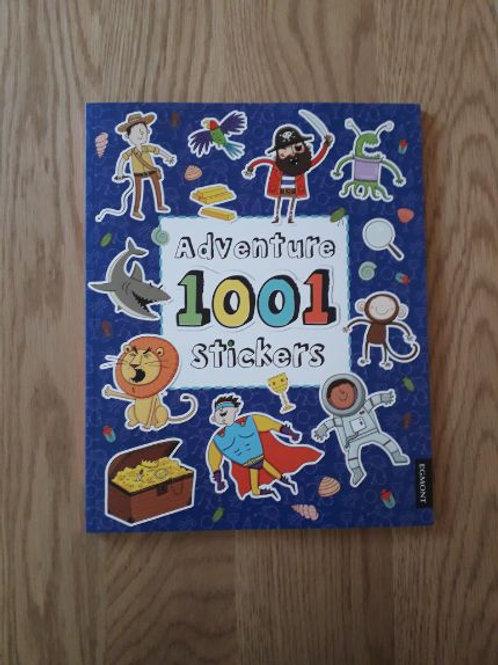 Adventure 1001 Stickers