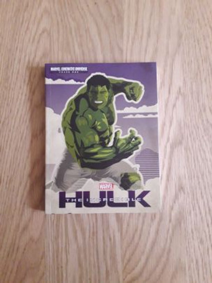 Marvel the Incredible Hulk: Marvel Cinematic Universe Phase One
