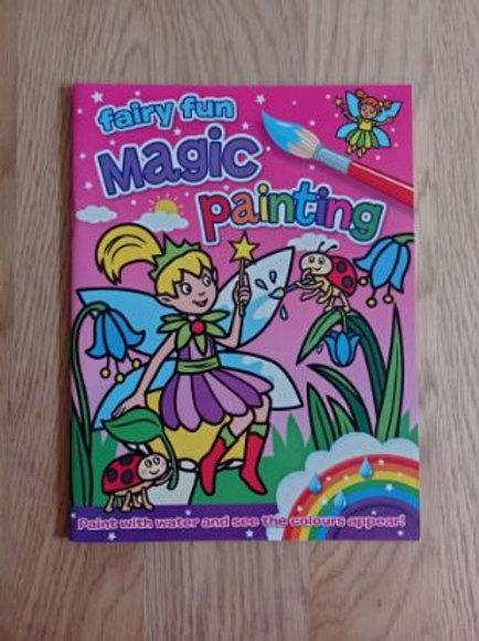 Fairy Fun Magic Painting