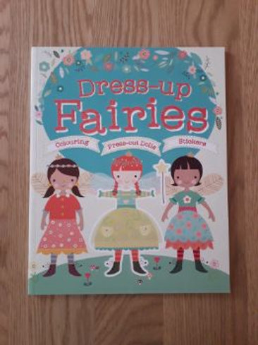 Dress Up Fairies