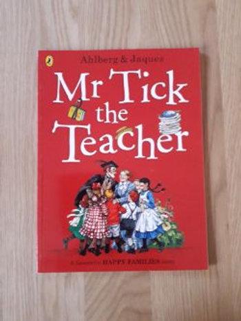 Mr Tick the Teacher (Happy Families)