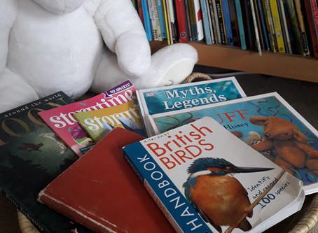 Creating a Literacy Rich Environment
