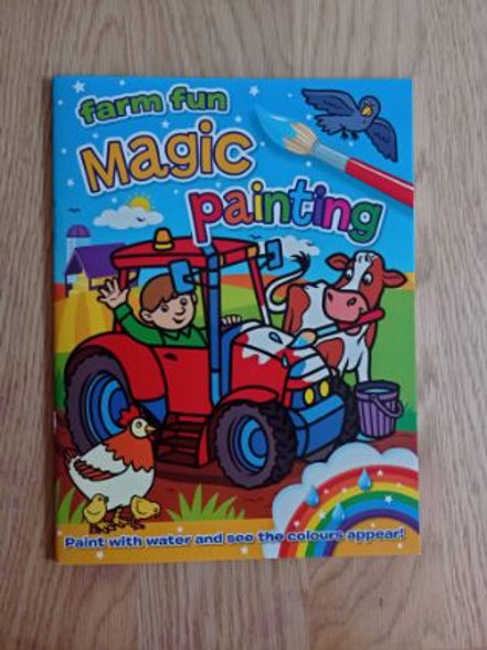 Farm Fun Magic Painting
